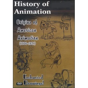 DVD : Origins of American Animation (1900-1921)
