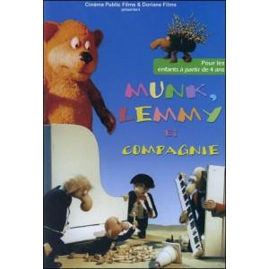 DVD : MUNK LEMMY et compagnie