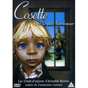 DVD : COSETTE et le petit Cordonnier