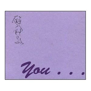 Flipbook : YOU...