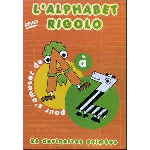 DVD : L'Alphabet Rigolo (The Funny Alphabet)