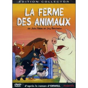 DVD : Animal Farm
