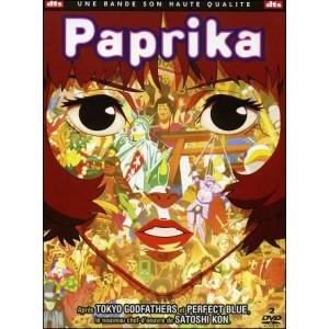 DVD : Paprika