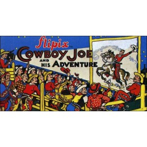 Flipbook : COWBOY JOE and his adventure
