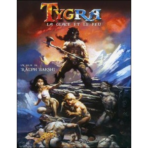 DVD : TYGRA - Fire and Ice