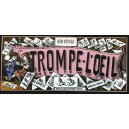 Optical Toy : TROMPE-L'OEIL - Box set of 12 Thaumatropes
