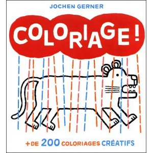Book : Coloriage ! (Color filling)
