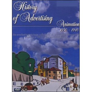 DVD : History of Advertising Animation - 1930 / 1940