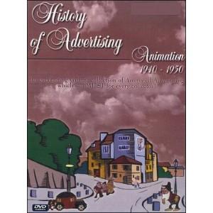 DVD : Histoire de la Publicité Animée aux USA - 1940 / 1950