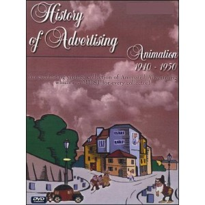 DVD : History of Advertising Animation - 1940 / 1950
