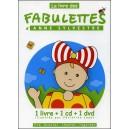 Livre - DVD - CD : Les FABULETTES d'Anne Sylvestre