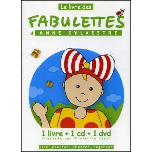 Book - DVD - CD : Les FABULETTES d'Anne Sylvestre