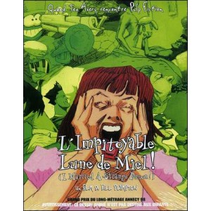 DVD : L'Impitoyable Lune de Miel ! (I Married A Strange Person!)