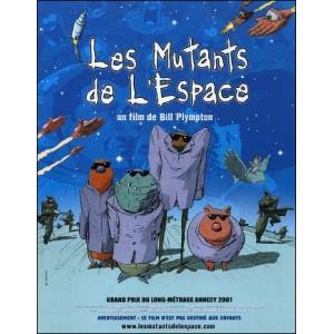 DVD : LES MUTANTS DE L'ESPACE (Mutant Aliens)