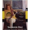 Stéréoscope : Salvador DALI - Le Pied de Gala