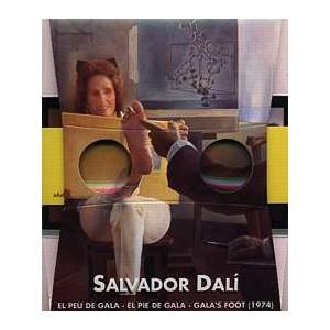 Stereoscope : Salvador DALI - Gala's Feet