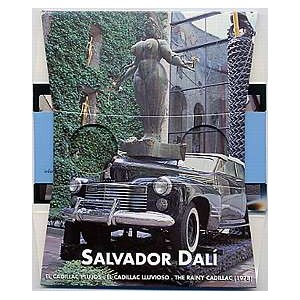 Stereoscope : Salvador DALI - The Rainy Cadillac