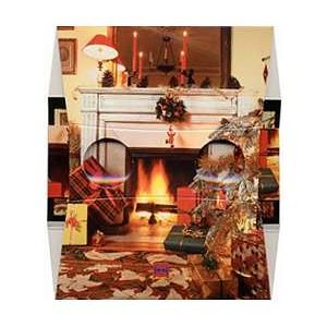 Stereoscope : CHRISTMAS CHIMNEY