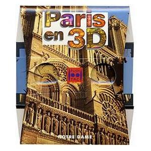 Stereoscope : NOTRE-DAME DE PARIS - Paris en 3D
