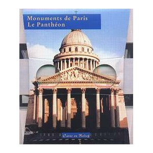 Stereoscope : LE PANTHEON - Paris en 3D