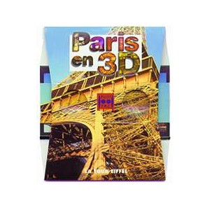 Stereoscope : THE EIFFEL TOWER - Paris en 3D