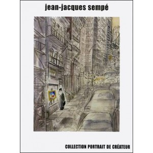 DVD : JEAN-JACQUES SEMPÉ - Portrait of creator