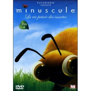 DVD : MINUSCULE - Private life of the insects Vol 4