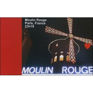 Flipbook : 23h18 - Le Moulin Rouge  - Paris France
