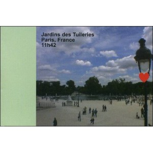 Flipbook : 11h42 - Les Jardins des Tuileries - Paris France