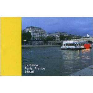 Flipbook : 16h35 - La Seine - Paris France
