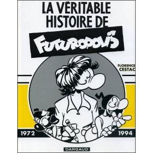 Comics : FUTUROPOLIS - The True Story (La véritable histoire de FUTUROPOLIS)