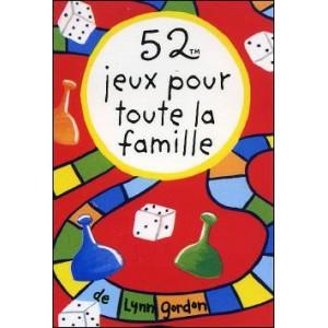 Game : 52 jeux pour toute la famille (52 Fun Family Games)