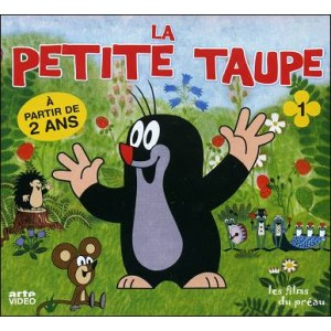 DVD : LA PETITE TAUPE - Vol 1