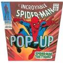 Livre POP-UP : L'Incroyable SPIDER-MAN
