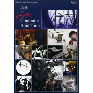 DVD : Best of FRENCH Computer Animation