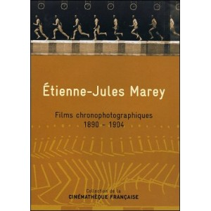 DVD : ETIENNE-JULES MAREY - Chronophotographic Films 1890-1904