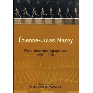 DVD : ETIENNE-JULES MAREY - Chronophotographic Films 1890-1904