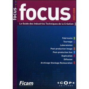 Book : FOCUS 2007 / 2008 - Guide of Technical Industries of Creation