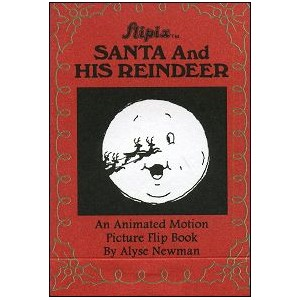 Flipbook : Santa and his Reindeer