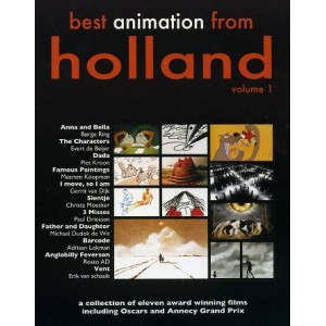 DVD : Best Animation From Holland