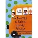 Jeu : 52 activités à faire après l'école