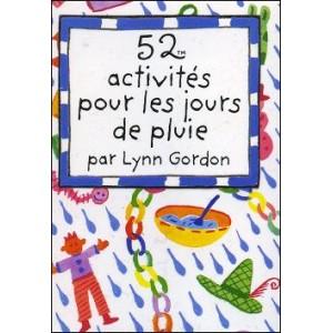 Game : 52 activités pour les jours de pluie (52 Rainy Day Activities