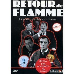 DVD : Retour de Flamme - Integral (6 DVD)