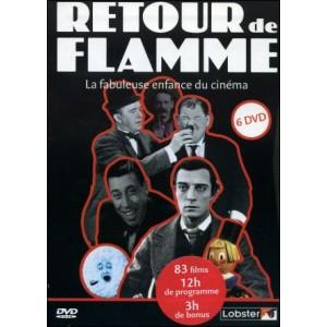 DVD : Retour de Flamme - Integral (6 DVD)