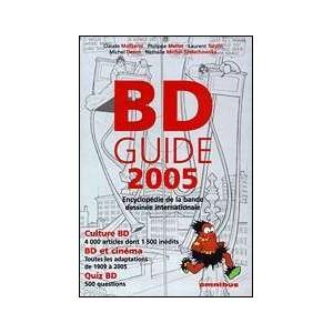 Livre : BD GUIDE 2005 - Encyclopédie  de la bande dessinée internationale