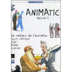 DVD : ANIMATIC - Volume 1
