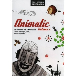 DVD : ANIMATIC - Volume 3
