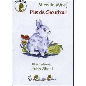 Book : Plus de Chouchou !