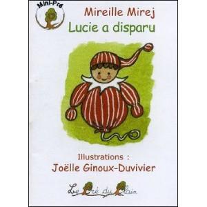 Book : Lucie a disparu