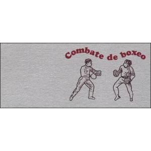Flipbook : Combat de Boxe